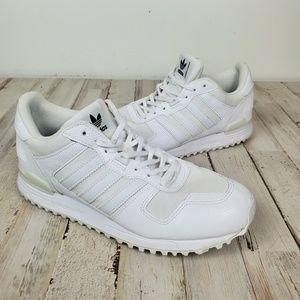 Adidas ZX 700 All White EUC | WORN 1X 7m 8w